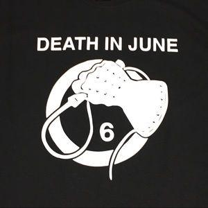 Men's DEATH IN JUNE tee!